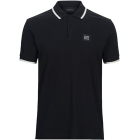 Peak Performance Ground Polo 2 t-shirt Heren zwart